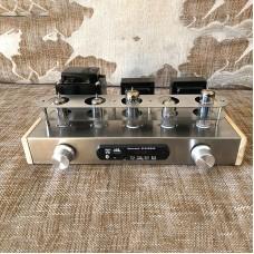 6N2 6P1 Tube Amplifier Unassembled Tube Rectifier Power Amplifier w/ Bluetooth DAC Decorder Board