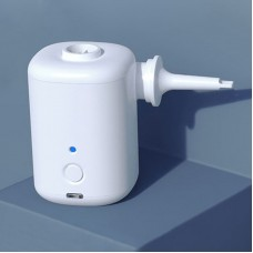 AP-220 Wireless Electric Air Pump Inflator Deflator 4 Nozzles For Swing Ring Inflatable Mattress