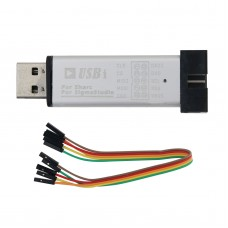 USBI Emulator Burner USB Programmer EVAL-ADUSB2EBUZ For SigmaStudio ADSP21489 Development Board