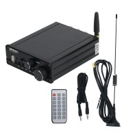 Smart Play 2.1 200W 2.1 Channel Amplifier Bluetooth 5.0 HiFi Amp Assembled with FM Antenna