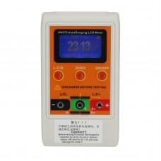 M4070 Automatic Ranging LCR Meter LCR Tester 1% Accuracy Handheld Inductance Capacitance Meter
