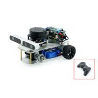 Differential ROS Car Robotic Car No Voice Module w/ A1 Standard Radar Master For Raspberry Pi 4B 4GB