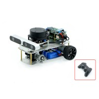 Differential ROS Car Robotic Car w/ Voice Module A1 Customized Radar Master For Jetson Nano B01 4GB