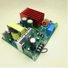 DC 12V Boost High Power Amplifier Board Power Amp 2*220W Mono BTL420W w/ Power Supply For Preamp