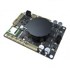 Wondom 2x50W Class D Audio Amp Board Bluetooth 5.0 Amplifier w/ High Performance ADAU1701 DSP JAB3+