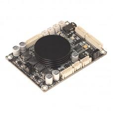 Wondom 2 x 50W Class D Amplifier Board JAB3 DSP Electronic Crossover For Sigmastudio Programming