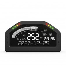 "SINCO TECH DO921 OBD2 Dashboard 6.5"" Universal OBD2 Dash Display Bluetooth Module For Automobile Race"