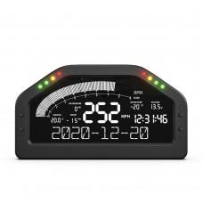 SINCO TECH DO922 Dashboard Display Race Dash Display Kit Water Temperature Oil Pressure Speedometer