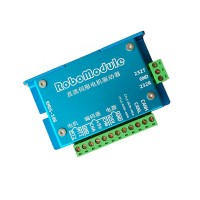 RoboModule DC Servo Motor Driver RMDS-109 RS232 CAN Communications Interface No More Connection
