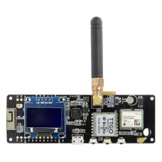 LILYGO TTGO T-Beam V1.1 ESP32 Wifi Bluetooth Module Meshtastic 915MHZ OLED GPS NEO-6M SMA Connector