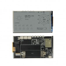 "LILYGO T5 4.7"" E-Paper Display 18650 Holder ESP32 V3 16MB FLASH 8MB PSRAM WIFI/Bluetooth For Arduino"