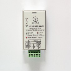 Isolated Converter USB To RS485 RS422 HXUSB2RS4XXI (3M) FTDI 3Mbps Not For Tamagawa Encoder