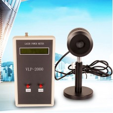 VLP-2000-2W Handheld Laser Power Meter Broad Band Laser Power Tester Perfect For Researches