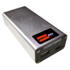 T12ZR YZXSTUDIO Terminator 12 Power Bank 9600Mah Color Screen For VOOC SCP PD 2-Way Quick Charge