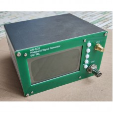 "WB-SG2 Wideband Signal Generator BG7TBL Signal Source Device 1Hz-9.5G With 3.2"" LCD WB-SG2-9.5G"