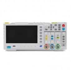 "FNIRSI-1014D Dual Channel Digital Storage Oscilloscope 100MHz 1GSa/s Signal Generator 7"" Color LCD"