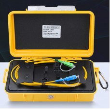 1000M/3280.8FT OTDR Launch Box Fiber Optic Launch Cable With SC/UPC-SC/APC Connectors For SM Fiber