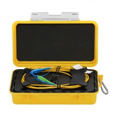 2000M/6561.7FT OTDR Launch Cable OTDR Launch Box With SC/UPC-SC/APC Connectors Perfect For SM Fibers