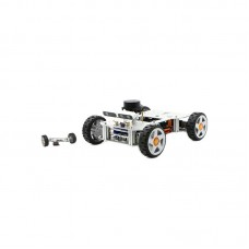 Ackerman Robot Car Smart ROS Car Assembled High-End Version With Front Wheel Steering Mechanism