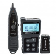 NF-8209 Cable Tracker Tester Network Cable Tester Tool Set For Testing CAT5 CAT6 Ethernet Cables