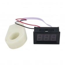 DC 5-120V Current Voltage Meter Voltage Current Display Range ±400A Resolution 1A WLS-HVA400