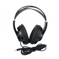 FREEBOSS HP288 Hi-Fi Headphone Semi-open Over-ear Headset 3.5mm 6.3mm Plug Adjustable Headband
