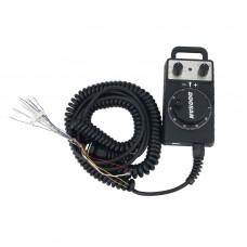 For Original DOOSAN 6-Axis MPG Manual Pulse Generator 100PPR HC115 CNC Handwheel w/ Magnet For Fanuc