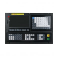 """XC809DF 6 Axis CNC Motion Controller System w/ 7"""" Color LCD For Carving Milling Drilling Tapping"""