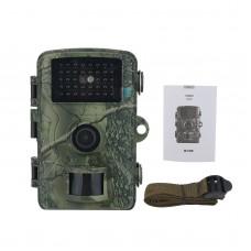 "DL-100 Outdoor Hunting Camera 90° Wildlife Trail Camera IP66 w/ 2.0"" TFT Color Display PIR Sensor"