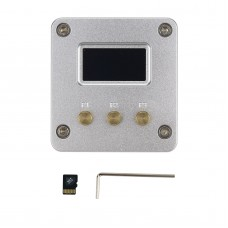 NanoPi NEO V1.4 512MB RAM With 0.96-Inch OLED Display CNC Aluminum Housing For Running Ubuntu