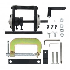 Manual Wire Stripping Machine Wire Stripping Tool Kit w/Single Cutter Perfect For 1-30MM Scrap Cable