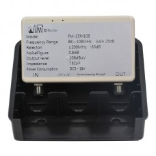 D42 DTMB Wireless HD Digital TV Antenna Preamplifier TV Signal Booster Low Noise Indoor Outdoor Uses