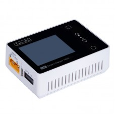 ToolkitRC M6 Battery Balance Charger 150W 10A DC Output Power Adapter for 1-6S Lipo LiHV Life Lion NiMh Pb Cell Checker