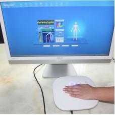 QMR-998 Quantum Resonance Magnetic Analyzer Set Hand Touch Quantum Body Analyzer w/ 52 Reports