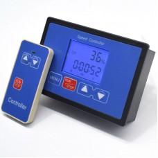 T59 Speed Controller DC Motor Speed Controller LCD Display With Remote Controller 12V 24V 36V 48V