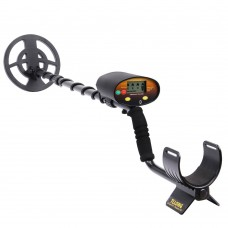 GT620G Underground Gold Detector Metal Detector Gold Finder w/ LCD Display Waterproof Searching Coil
