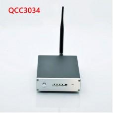 MZTRS V1.0 ES9038Q2M Bluetooth 5.0 DAC QCC3034 Bluetooth Decoder Assembled Support Remote Control