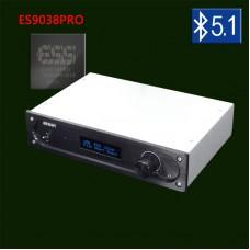 BRZHIFI SU3B Headphone Amplifier USB DAC Assembled Bluetooth 5.1 Full Balanced Output ES9038PRO Chip
