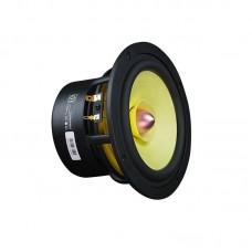 """5.25"""" 4 Ohm Audiophile Full Range Speaker Unit Loudspeaker 50W 91dB±2dB High-End Cast Aluminum Frame"""