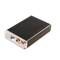 CM6631A Silver Front Panel Digital Interface USB DAC Sound Card USB To I2S/SPDIF Coaxial 32Bit 192K