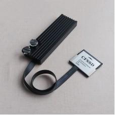 CFast To SSD CFSSD CFast2.0 Adapter SATA 6Gb/s CFast2.0 To SSD M.2 SATA For Komodo BMPCC4K ZCAM E2