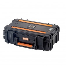 Industrial Box IP67 Rugged Enclosure Hard Case with Sponge and Shoulder strap for DJI Mavic Mini Handheld Protective Case Pelican Case Alternative Tools Case