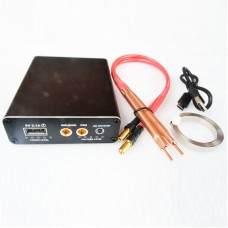 Portable Spot Welder 18650 Mini Spot Welding Machine 5V 2.1A Power Bank Electric Quantity Indicator