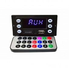 YXY-4018 5V Blue-Ray Audio Decoder Board Bluetooth 5.0 DAC w/ Recording Electric Quantity Detection