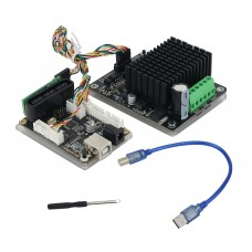 For Arduino Controller + Bluetooth Module + High Power Motor Driver Board For RC Robot Tank Car