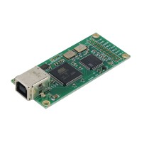 D1b USB Digital Interface Ultimate version Femtosecond Crystal Oscillator Replacement For Amanero