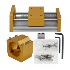 CNC3018plus Metal CNC Z Axis Without Stepping Motor For 200W 300W 500W 800W Spindle Diameter 52mm