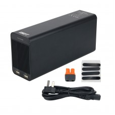 ISDT SP2433 800W RC Battery Charger Adapter High Power Switch Smart Control With LED USB Charging for RC Models RC Battery