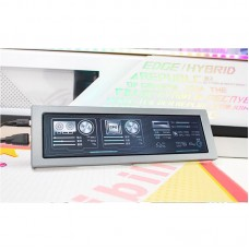 "1920x515 8.8"" IPS Screen For AIDA64 Display Dynamic Display Adjustable Brightness Metal Shell Gray"