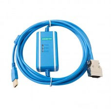 USB-CIF02+C Programming Cable Suitable For Omron PL Communication CPM1A/2A/CQM1 Data Download Cable